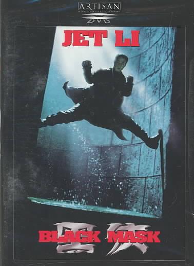 BLACK MASK BY LI,JET (DVD)